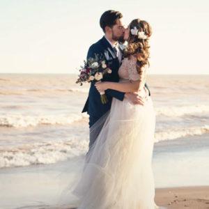 Brautpaar Herzstück Traureden 1
